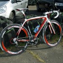 Trigon RQC-29 team bike